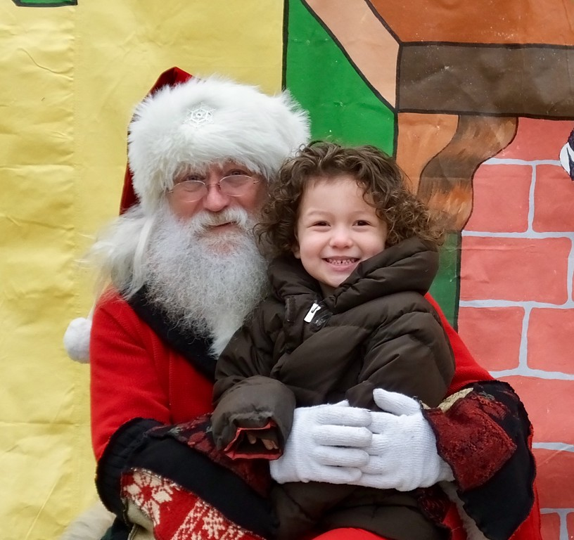 Breakfast with Santa at the Brandywine Zoo